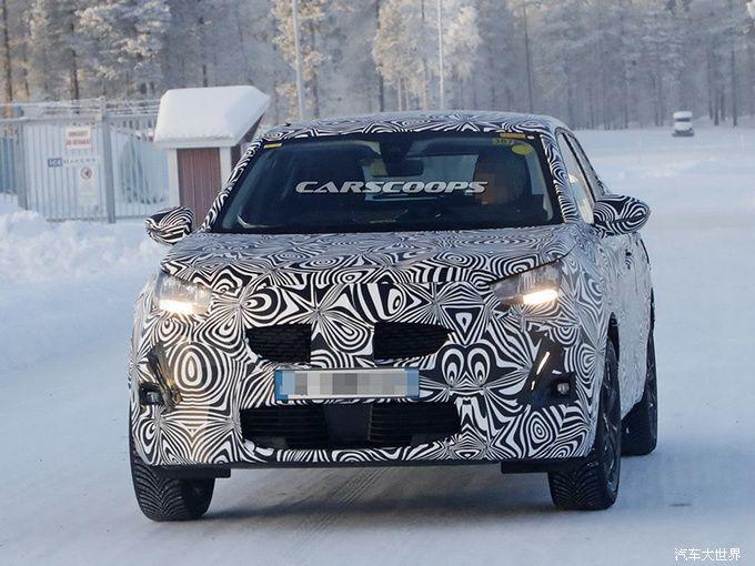 Peugeot 3008 2020: así será el nuevo SUV, que llegará en un año 20190113