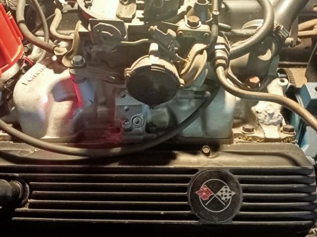 1982 Corvette C3 crossfire converti au carburateur - Page 2 Img20212