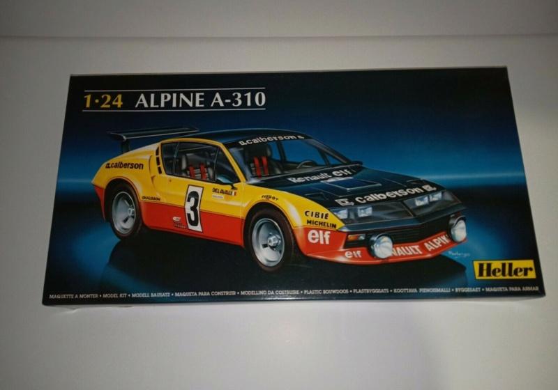 Alpine A310  (Réf.80743) 1/24 Alpine16