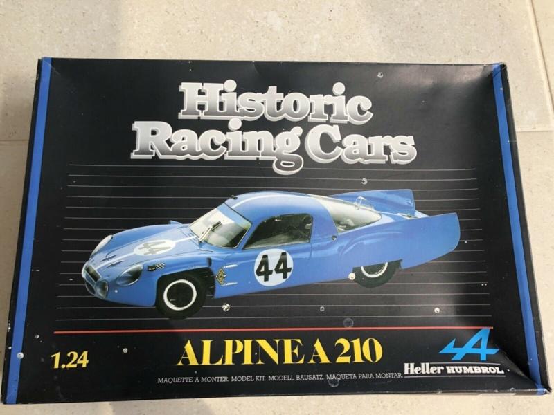 ALPINE A210 1/24ème Réf 80755 Alpine30