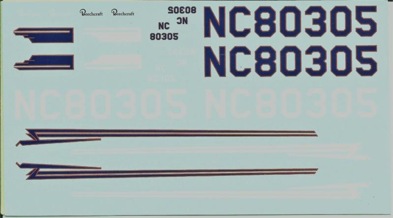 [AMT] Beechcraft-G17S Staggerwing 1/48  Beechc16