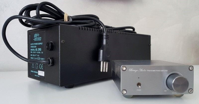 [CE+sped] Breeze Audio Tpa3116 già moddato + alimentatore ALPHA - € 100,00  B110