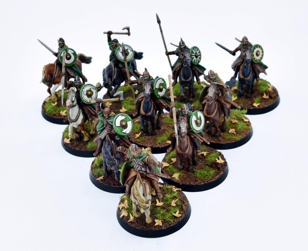 Redécouverte avec Rohan et alliés  Cavali10