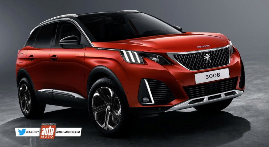 2016 - [Peugeot] 3008 II [P84] - Page 20 Home-p10