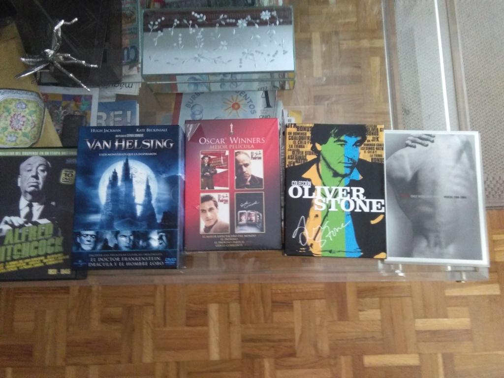 VENDO CÓMICS Y LIBROS Y DVDS W_dvds10