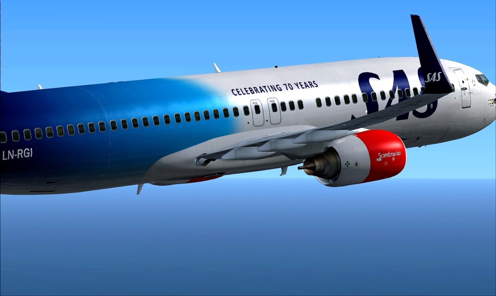 SIMULATOR - flight simulator x 737-8010