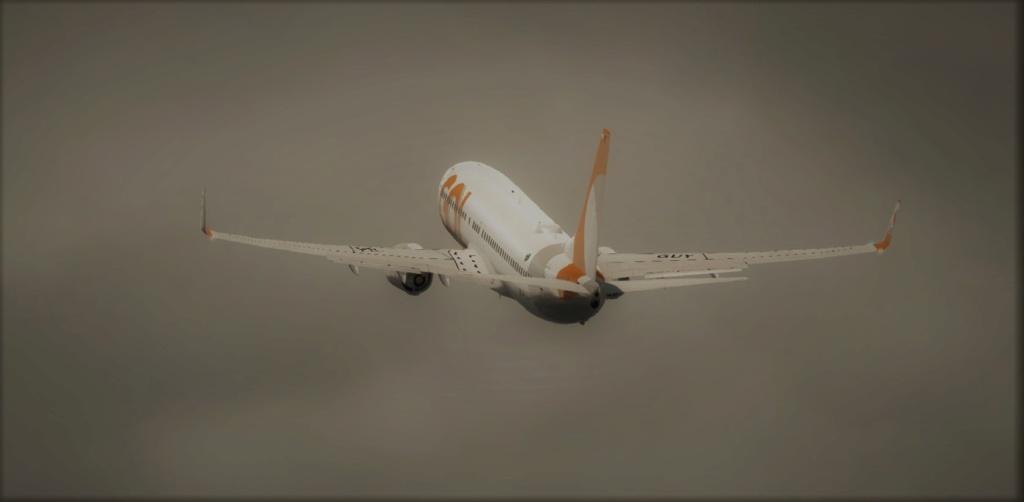 737-800 GOL 737-8014