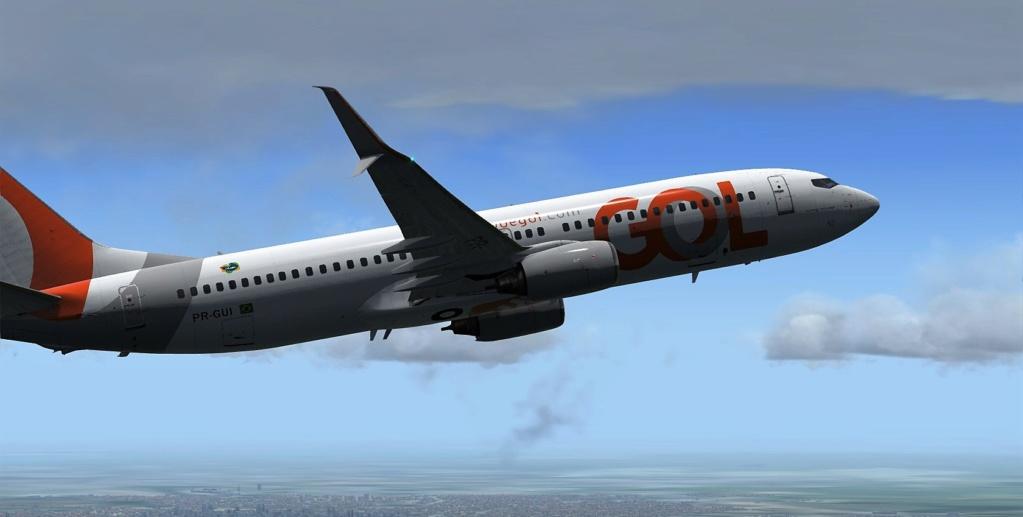 737-800 GOL 737-8015