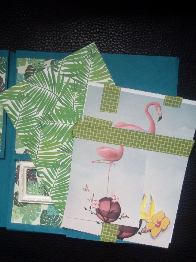 FLIPBOOK THEME TROPICAL TERMINE 39935711