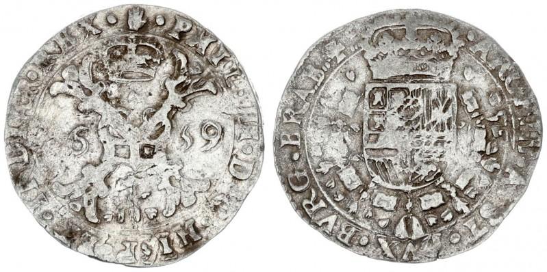 1/2 Patagón 1659 Brabant 1_2_pa10