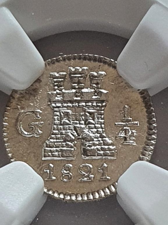 1821.G.GUATEMALA.1/4 REAL.FERNANDO VII. 1_4_re10