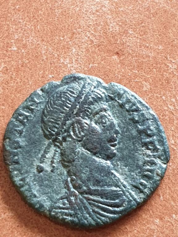 AE3 de Constancio II. FEL TEMP REPARATIO. Roma 20200321