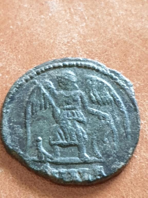AE3 Conmemorativo de la fundación de Constantinopla. Alejandría   20200326