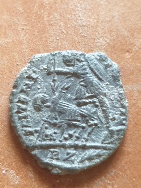 AE3 de Constancio II. FEL TEMP REPARATIO. Roma 20200336