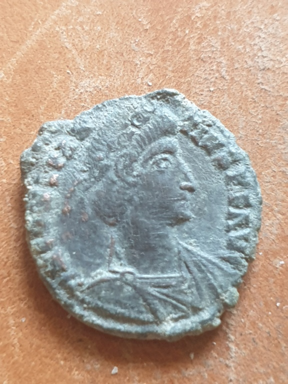 AE3 de Constancio II. FEL TEMP REPARATIO. Roma 20200337