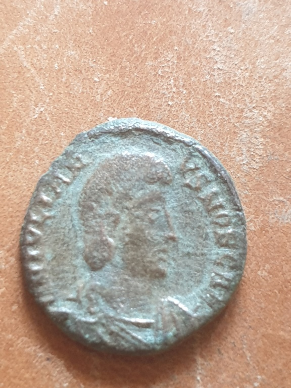 AE3 de Juliano II (el Apóstata). FEL TEMP REPARATIO. Arlés  20200348