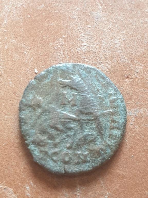 AE3 de Juliano II (el Apóstata). FEL TEMP REPARATIO. Arlés  20200349