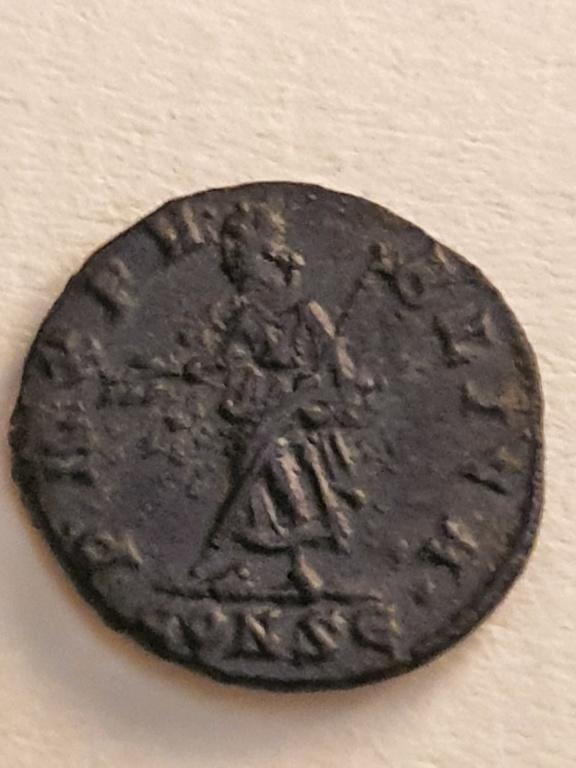 AE4 de Elena. PAX PVBLICA. Constantinopla 20200746
