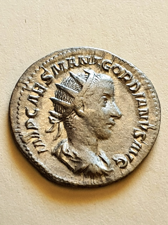 Antoniniano de Gordiano III. ROMAE AETERNAE. Roma 20200759