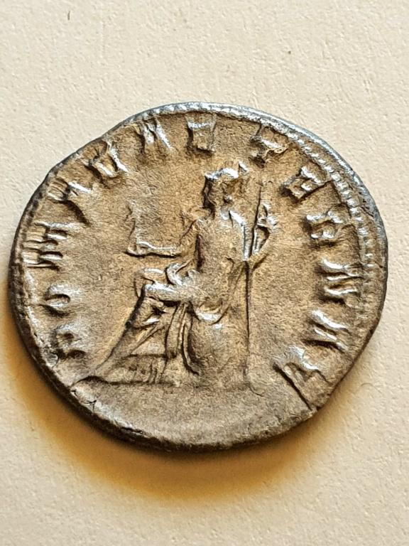 Antoniniano de Gordiano III. ROMAE AETERNAE. Roma 20200760