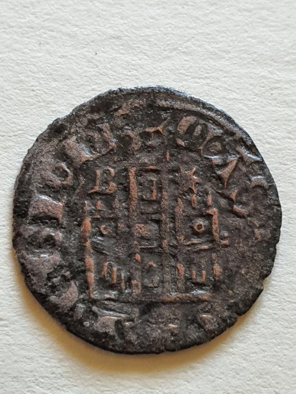 Dinero coronado o cornado de Alfonso XI. 20200811