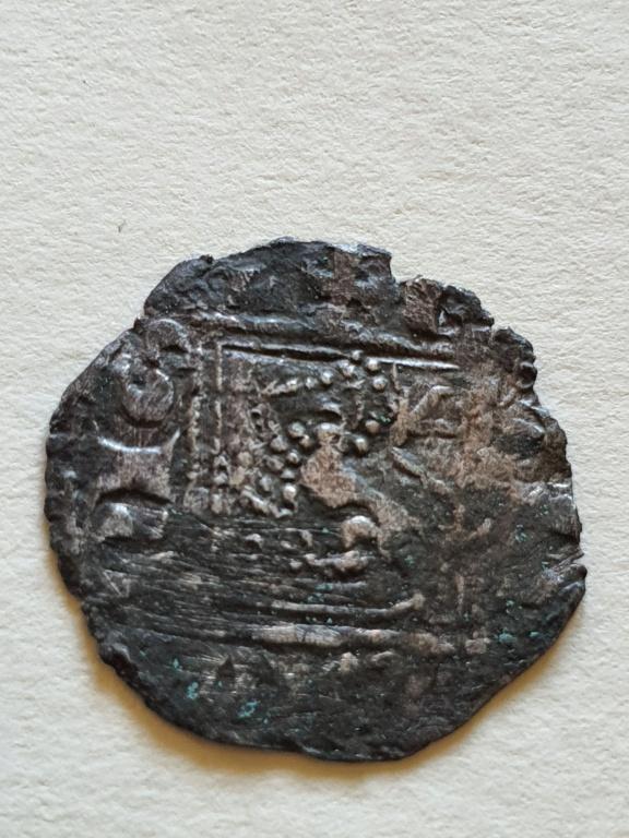 Dinero noven de Alfonso XI. 20200820