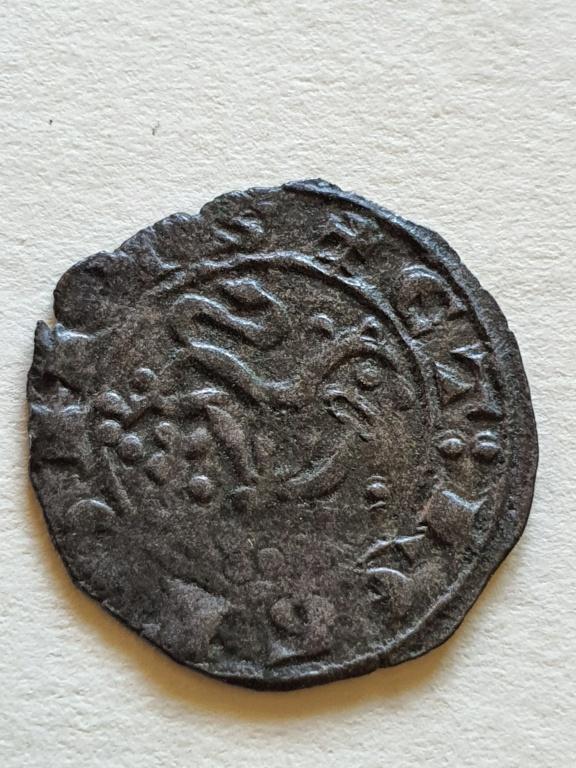 Dinero negro (prieto) de Alfonso X 20200828