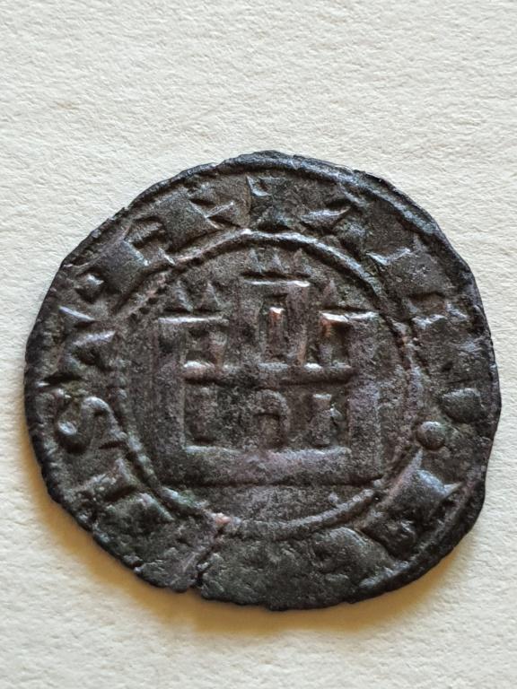 Dinero negro (prieto) de Alfonso X 20200831