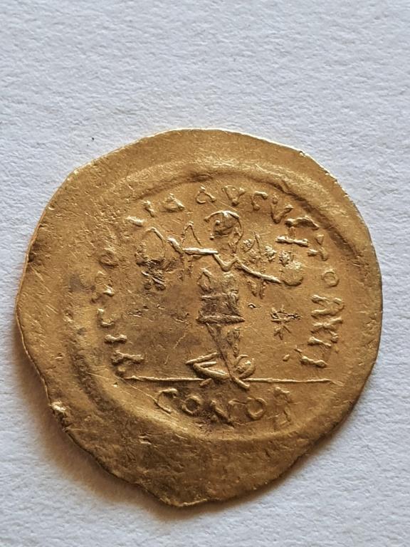Tremis de Justiniano I. 20200839