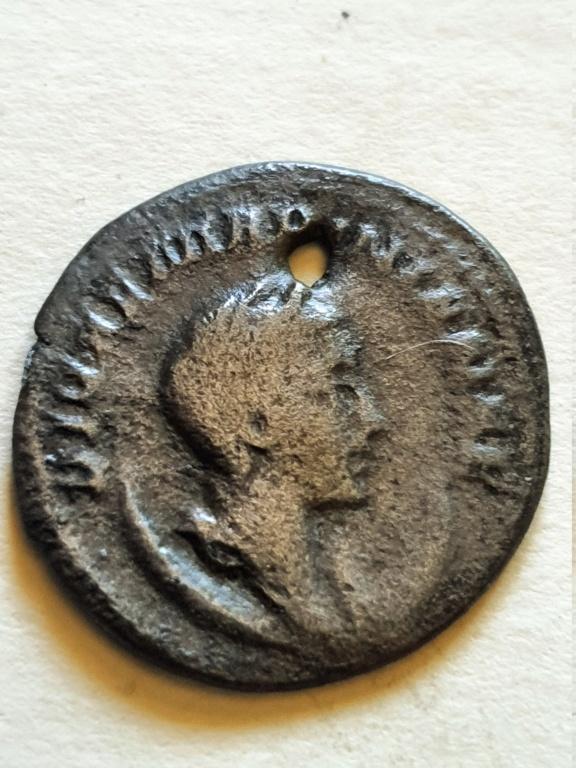 Antoniniano póstumo de Maririana. CONSECRATIO. Roma 20200886