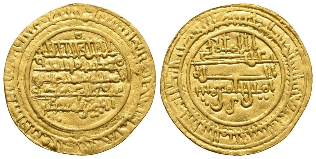 Dinar de Alí ben Yusuf con Tasfin, 537 H, Almería Dinar_11