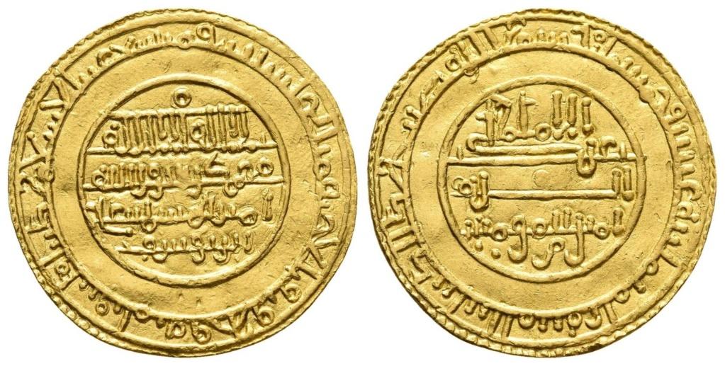 Dinar de Alí ben Yusuf con Tasfin, 537 H, Almería Dinar_12