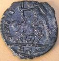 AE3 de Constancio II. FEL TEMP REPARATIO. Roma 158_210
