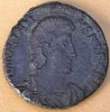 AE3 de Juliano II (el Apóstata). FEL TEMP REPARATIO. Arlés 167_210