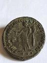 Nummus de Diocleciano. SACRA MONET AVGG ET CAESS NOSTR. Ticino  20200525