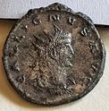 Antoniniano de Galieno. VICTORIA AVG. Antioquía 20200610
