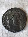Nummus de Maximino II Daza. GENIO CAESARIS. Antioquía 20200616