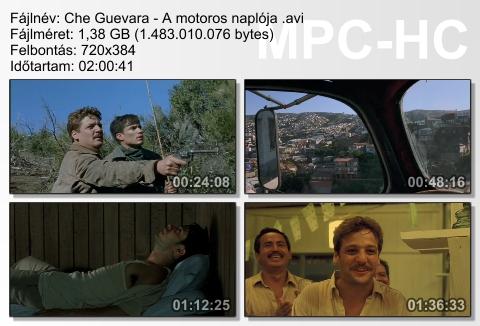 Che Guevara: A motoros naplója - Diarios de motocicleta - (2004) DVDRip DivX HUNDUB  Che_gu10