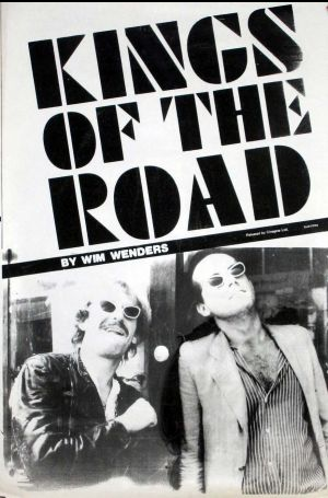Az idő múlása - Im Lauf der Zeit (Kings of the Road) - (1976) 720p BluRay AVC HUNSUB MKV Ildz110