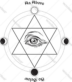 The Book of Shadows - As above - Tarot - Page 2 Eye-of12