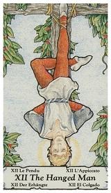 Hanson-Roberts Tarot Tarot116