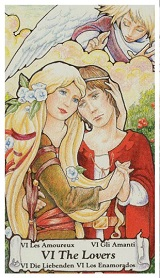 Hanson-Roberts Tarot Tarot610