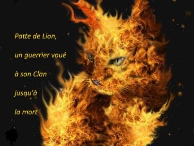 Avatars pour JDR /// Patte de Lion Chat_d10