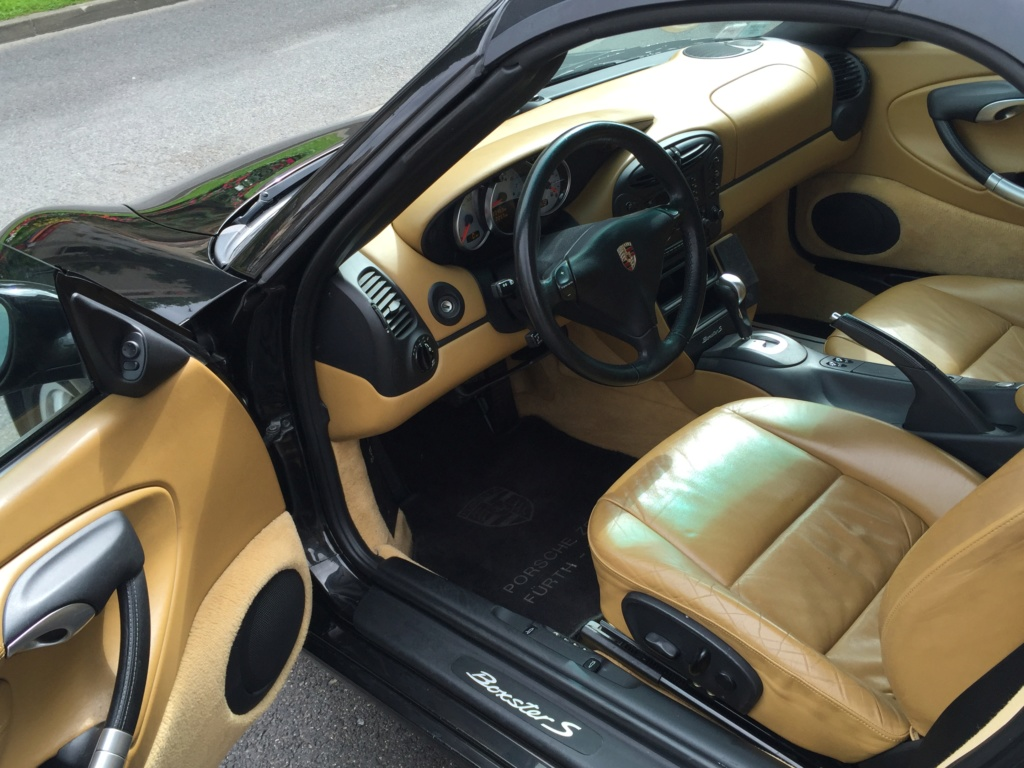 vends boxster s titronic 2001 Img_2013