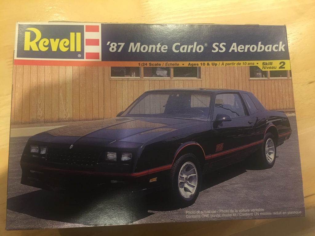 Monte carlo ss  aeroback E756b010