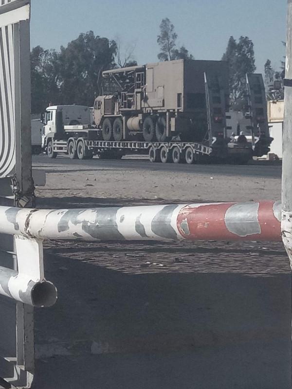 الجزائر تشغل النسخة المتنقلة من الردار الامريكي AN/TPS-78 HM 2019-010