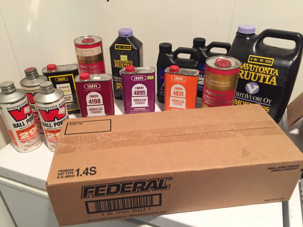 WTS: lot of reloading components Img_5911