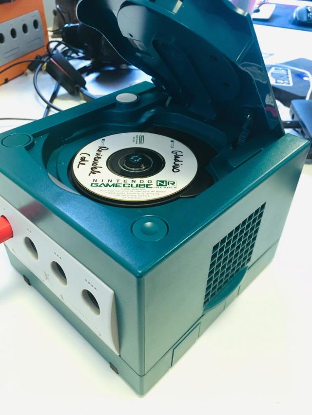 [VDS] Gamecube dev kit NR Reader NTSC Gc111
