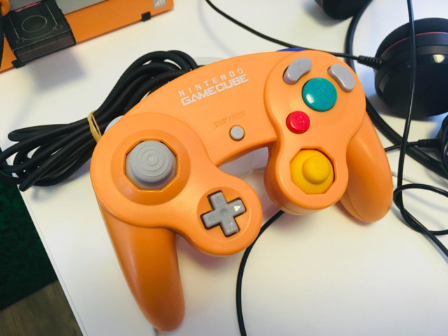 [NEW!] [VDS] Partie de ma collection Gamecube (avec du rare) Gc1710