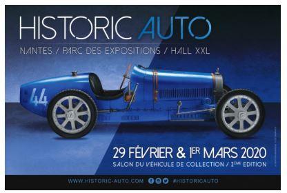 Salon HISTORIC AUTO à NANTES les 29 fev et 01 mars Captur49